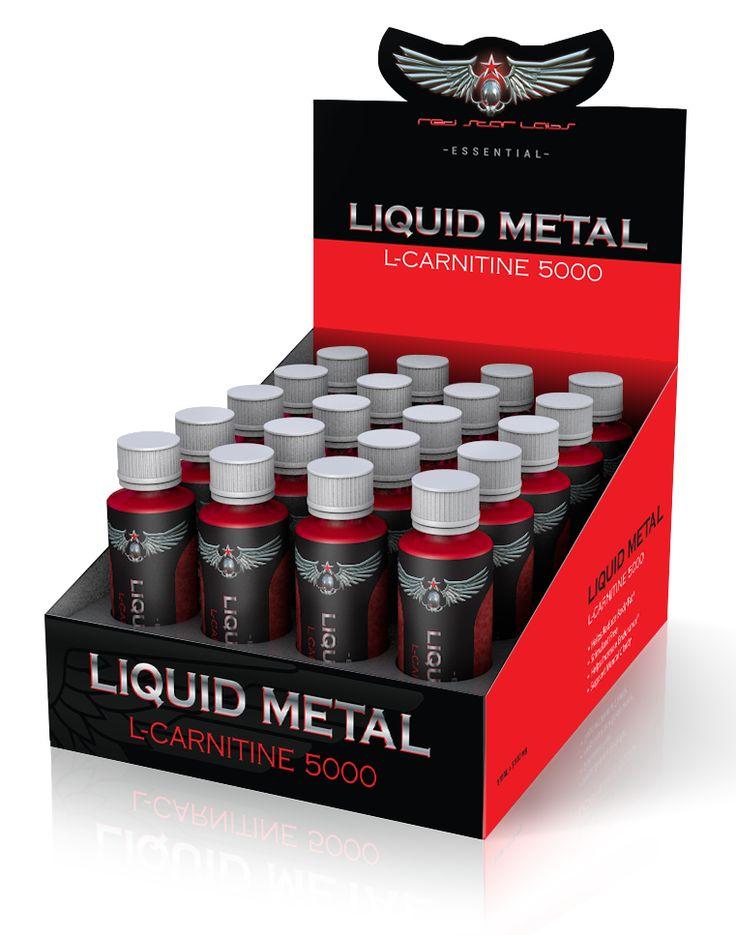 L-Carnitine Liquid Metal 5000