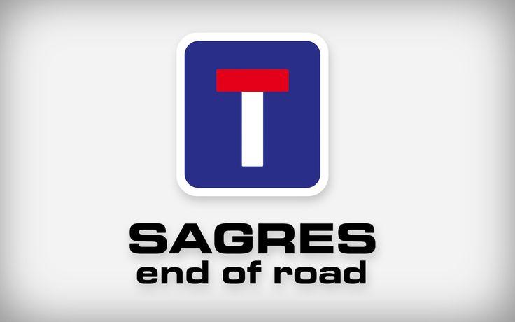 Sagres, End Of Road | Sagres T-Shirts