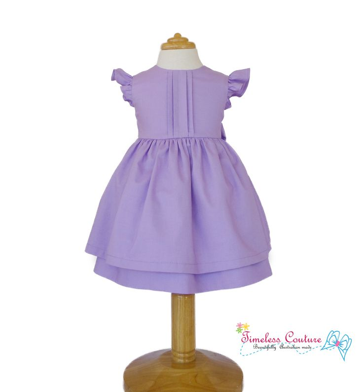 TIMELESS COUTURE Children Clothing designer and accessories.  All products are designed and handmade in Australia. 👗💙🌟💐💎🎀