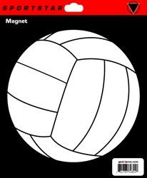 Best Volleyball Images On Pinterest Aries Sportswear And - Custom volleyball car magnets