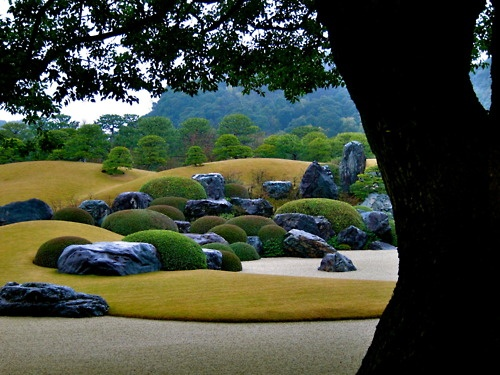 Adachi Museum of Art, Shimane, Japan