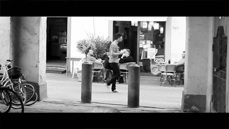 Biba DJ Alessandro Pucci Barry is White Videoclip Prato
