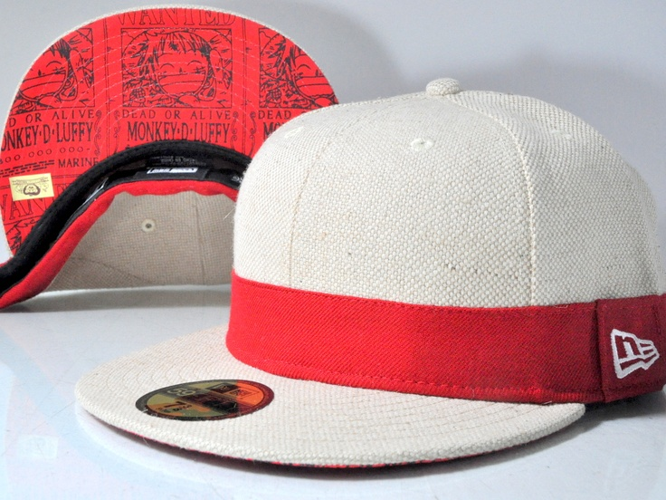 b1e9144483f ... top quality one piece new era monkey d luffy mugiwara 59fifty fitted  cap ae272 261de