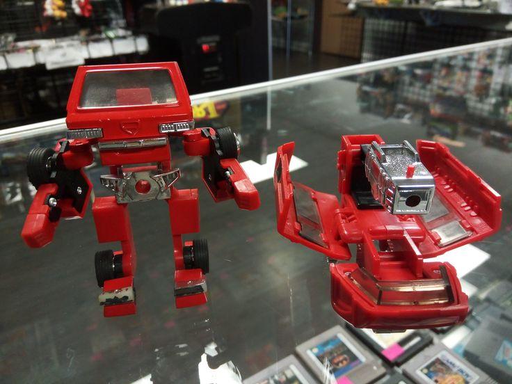 G1 Transformers Ironhide Autobot 1982