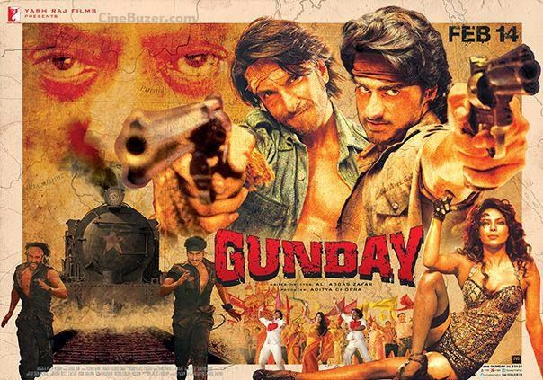 """""""Gunday"""" Movie Review – High Dose of Entertainment!"""