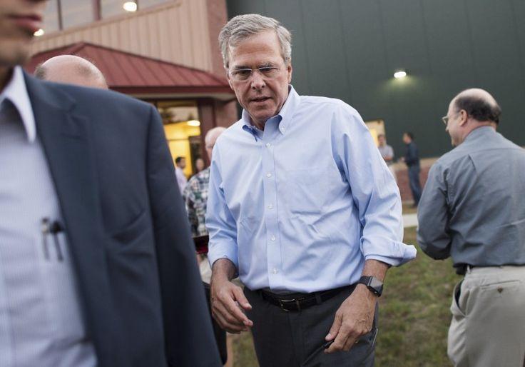 Jeb Bush wants to bring back the Bush Doctrine