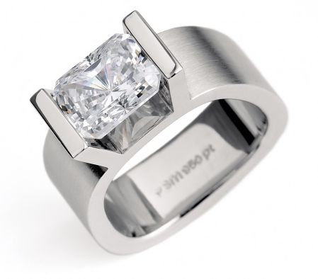 Emerald Cut Engagement RingsRingspotters: Engagement Ring Ideas
