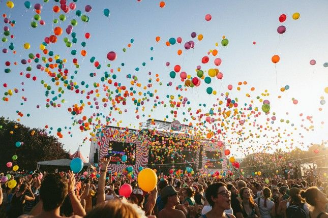 The Sziget Festival is a great excuse to travel to Budapest.