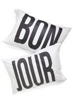 In Bonjour Dreams Pillowcase Set | Mod Retro Vintage Decor Accessories | ModCloth.com