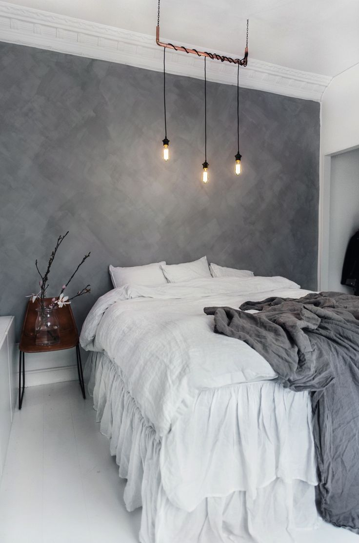 Master Bedroom Grey Walls best 20+ grey bedroom wallpaper ideas on pinterest | beds, bed