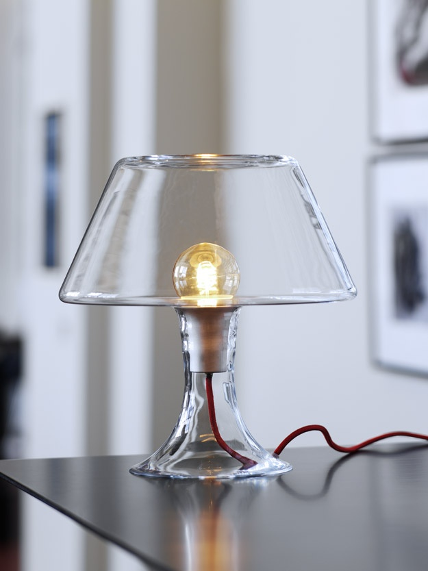 One Table Lamp By Maria Berntsen