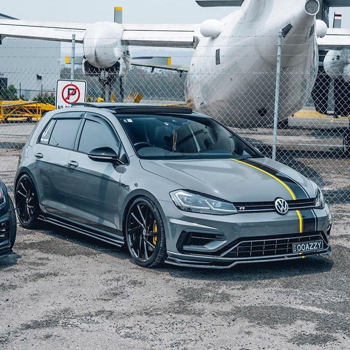 Golf 7 5 R In 2020 Volkswagen Golf Gti Golf Gti Volkswagen Car