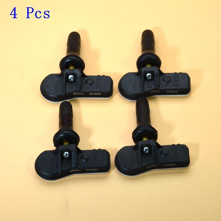 4 pcs high quality tire pressure monitoring sensor 52933-C1100  mhz tpms for hyundai kia sonata tucson 120(GB/IB) ix35 (TL) 433 #Affiliate