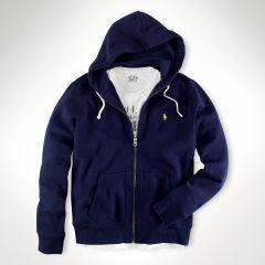 Classic Fleece Hoodie - Polo Ralph Lauren Sweatshirts - RalphLauren.com