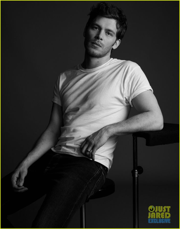 Joseph Morgan Talks Marriage, Singing in the Shower, and 'Serial'! (Exclusive Photos)