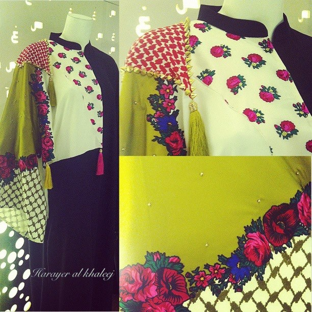 girly edgy epic abaya