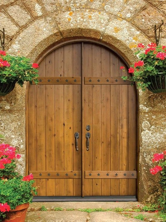 1000 Images About Mediterranean Doors Entry On Pinterest