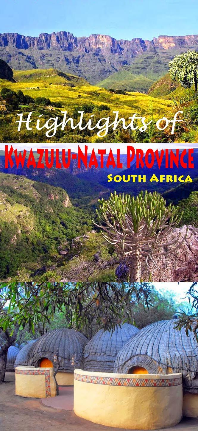 Highlights of the most visited province of South Africa: Kwazulu-Natal. More here: http://bbqboy.net/highlights-kwazulu-natal-province-south-africa/ #southafrica #kwazulunatal