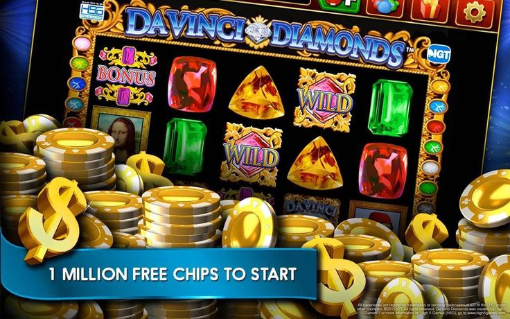 1 Million free chips to start play doubledown casino free slots