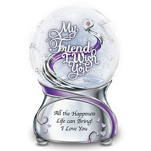 Light Up Glass Plaque Mirror Block Daughter Birthday Sentiment Decoration Gift