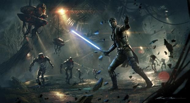 Jedi Fallen Order Similar To Force Unleashed Sources Say