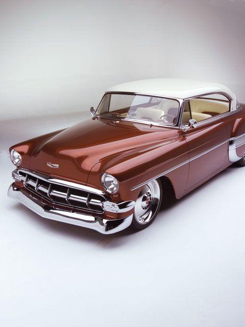 1954 Chevrolet Bel Air (by Chip Foose)                                                                                                                                                      More
