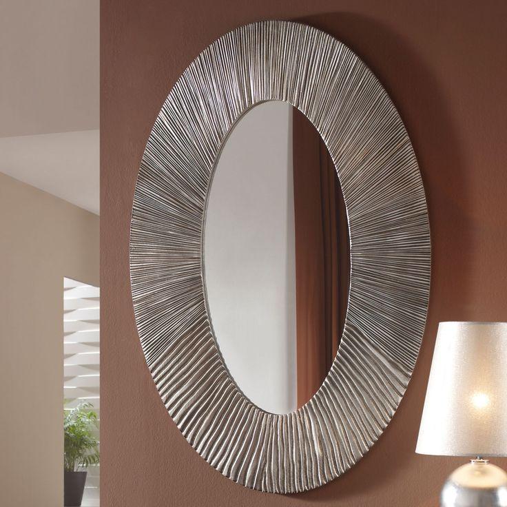 17 mejores ideas sobre espejos decorativos para sala en for Espejos con marcos decorativos