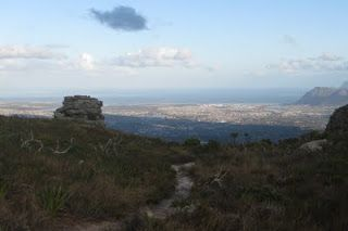 Hike to Pulpit / Breakfast Rock from Tafelberg road