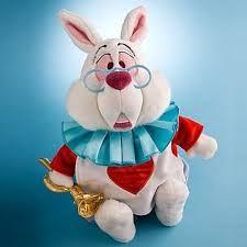 Resultado de imagen para conejo de alicia en el pais de las maravillas animado