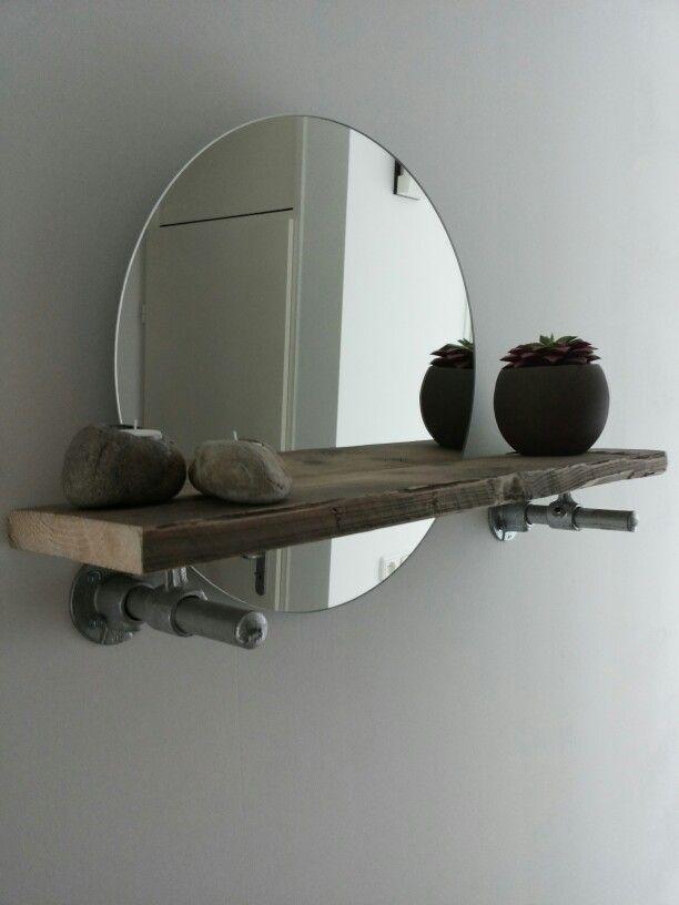 Meer dan 1000 idee n over wc planken op pinterest for Spiegel extra