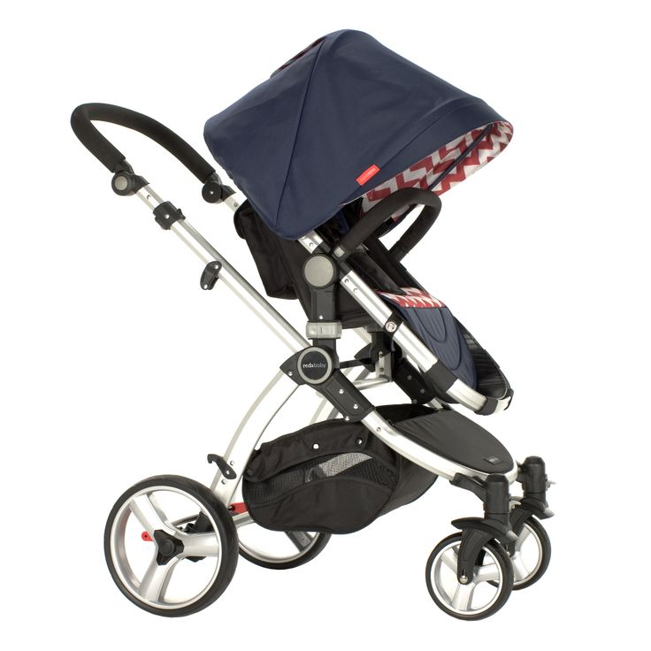 Redsbaby Bounce - The Utlimate All-In-One Stroller/ Pram www.redsbaby.com.au After something a little out there, but still sophisticated at the same time? Royal Navy is the perfect uni-sex colourway for you and your bub.
