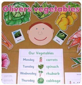 Olivers Vegetables - Teaching Resources | WoWHoW