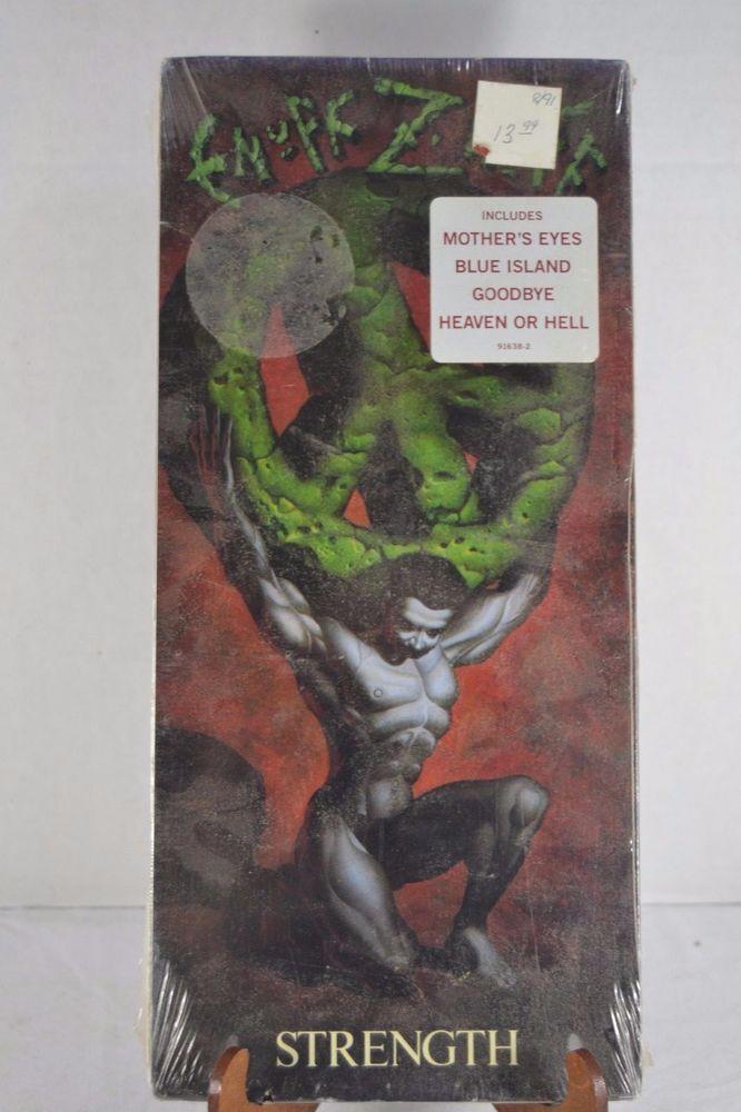 Strength by Enuff Z nuff (CD, Mar-1991, Atco (USA)) Sealed Long Box