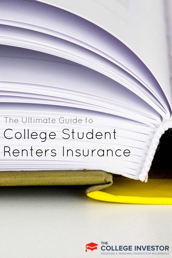 Here is the ultimate guide to college student renters insurance policies, and why college students should consider getting renters insurance.