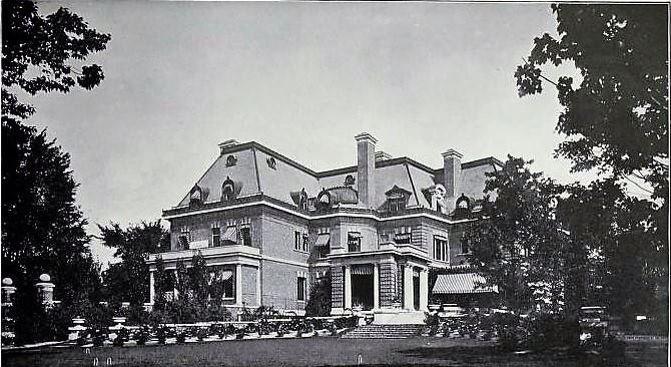 Charles Goodyear Mansion (1)