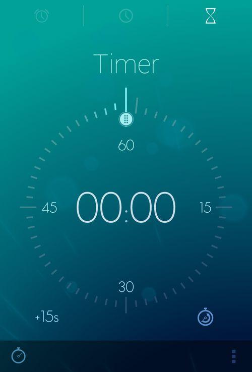 Timely Alarm Clock   Google Play link