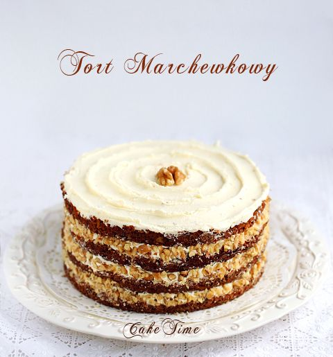 Tort marchewkowy: Carrot Cakes, Carrots Cakes