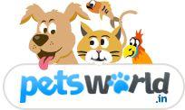 petsworld.in onlien pet shop