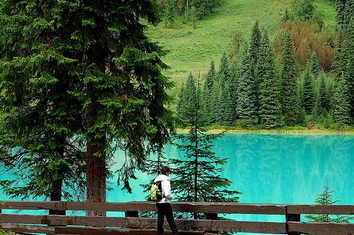 Chile - Lago esmeralda 2-Puerto Montt