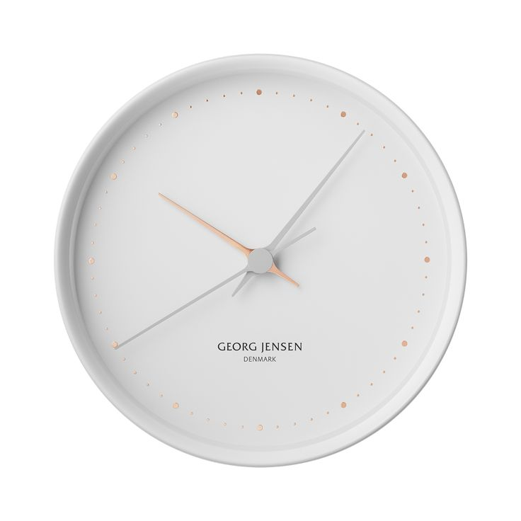 Koppel 22 cm wall clock white interiors for the home White flip clock