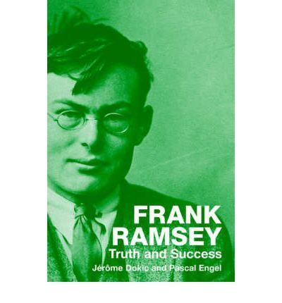 Resultado de imagen para frank p ramsey