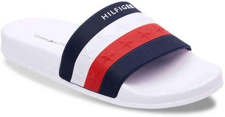 951b3e15ca06c9 Tommy Hilfiger Women s Dulce Slide Sandal
