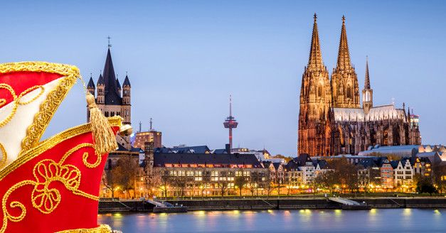 89€   -50%   Köln - Rosenmontagsparty im Karnevalsparadies!