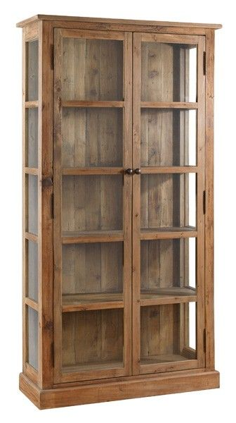 Aspen vitrin - Skåp, skänkar - Förvaring - Inside Möbler