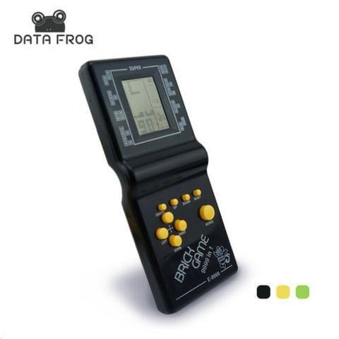 Game Childhood Classic Brick Lcd Electronic Tetris Toy Handheld Arcade Fun New