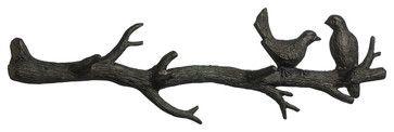 Cyan Design Lighting 01868 Bird Branch Coat Hook transitional-artwork