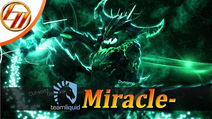 Miracle  Outworld Devourer  Dota 2 Pro Gameplay | Miracle OD
