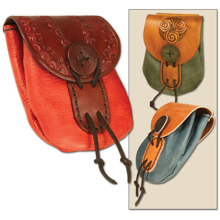 Winsor Leather Belt Bag Kit