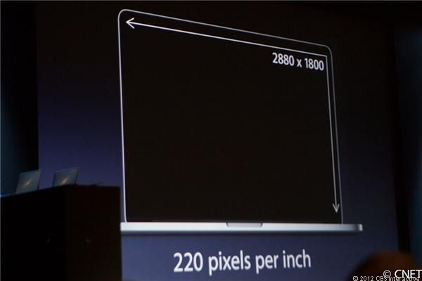Apple MacBook Pro with Retina Display Overview & Specs - Laptops - CNET Reviews