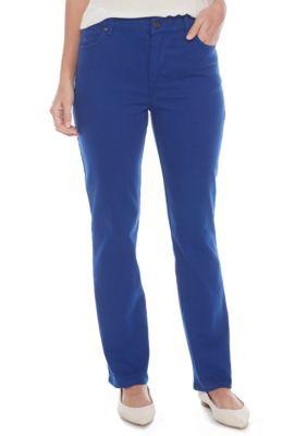 Gloria Vanderbilt Women's Amanda Jean - Sodalite Blue - 12 Average
